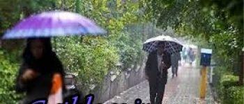 گرد و خاک در زابل ، بارندگیها از فردا زیاد میشود